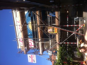 scaffold hire gloucester road