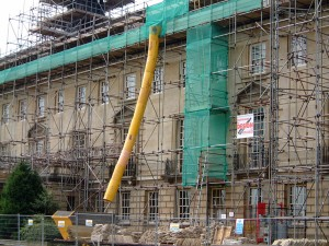 Trowbridge scaffold hire