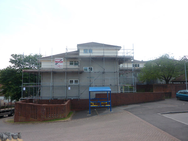 Shepton Mallet scaffold hire
