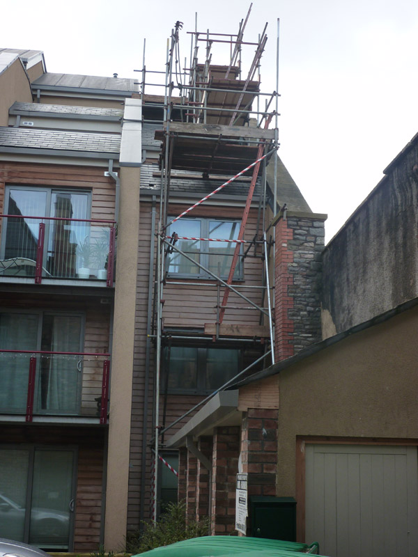 Midas, skylight access