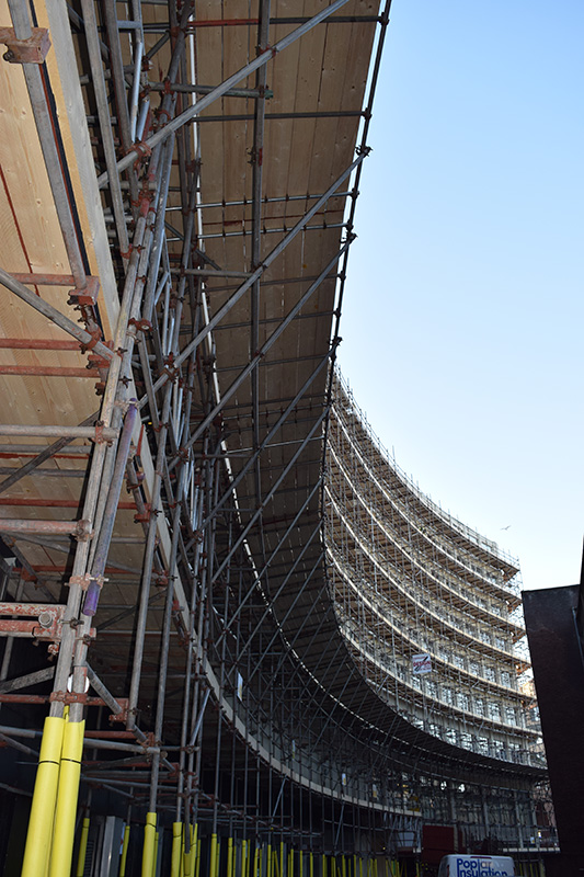 scaffolding hire bristol centre