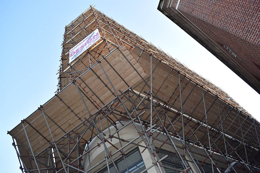scaffolding designed